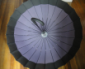 24K高档直杆礼品伞