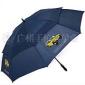 广州雨伞制作工厂批发直销双层高尔夫雨伞